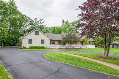 Dayton Single Family Home For Sale: 2020 Little York Road