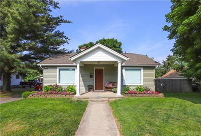 Xenia Single Family Home Pending/Show for Backup: 606 West Street