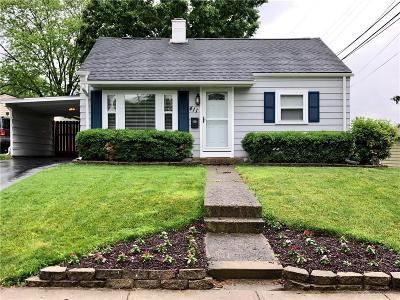 Miamisburg Single Family Home Pending/Show for Backup: 411 8th Street