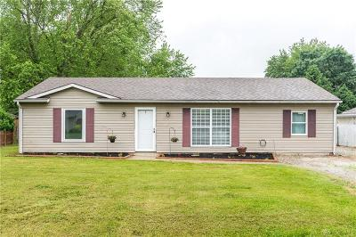 Jamestown Single Family Home Pending/Show for Backup: 3992 Shawnee Trail