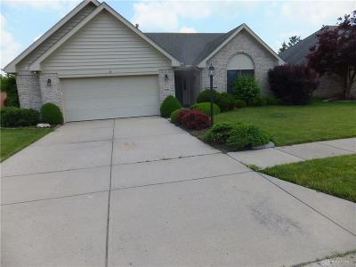 Miamisburg Single Family Home Pending/Show for Backup: 9581 Country Path Trail
