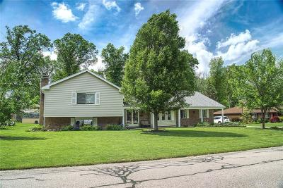 Dayton Single Family Home For Sale: 7381 Mohawk Trail Road
