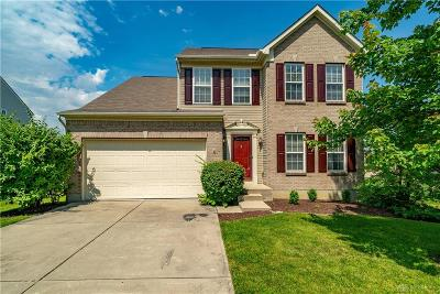 Miamisburg Single Family Home For Sale: 1357 Emily Beth Drive