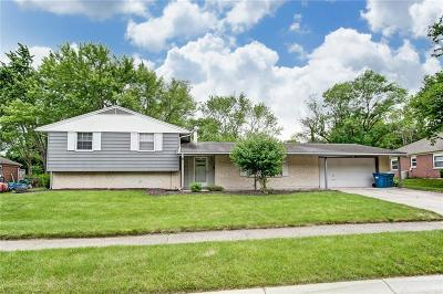 Englewood Single Family Home For Sale: 6913 Park Vista Road
