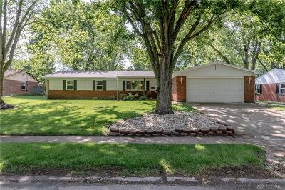 Bellbrook Single Family Home For Sale: 2259 Lakeman Drive
