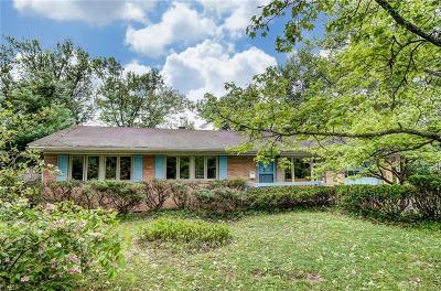 Yellow Springs Single Family Home Pending/Show for Backup: 160 Brookside Drive
