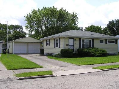 Troy Single Family Home Pending/Show for Backup: 597 Glendale Drive