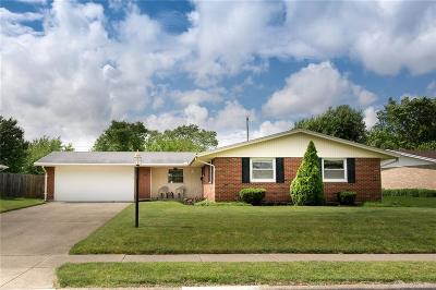 Fairborn Single Family Home Pending/Show for Backup: 1111 Saratoga Drive