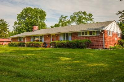 Centerville Single Family Home For Sale: 85 Bizzell Avenue
