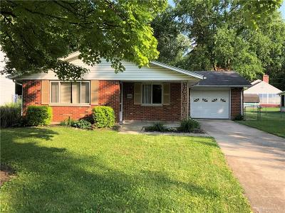 Clayton Single Family Home For Sale: 128 Greenview Drive