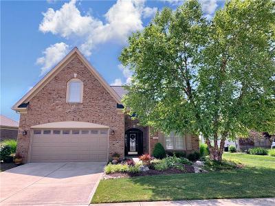 Springboro Single Family Home Pending/Show for Backup: 135 Winding Creek Drive
