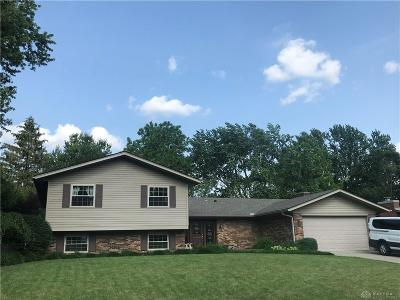 Centerville Single Family Home For Sale: 7521 Cloverbrook Park Drive