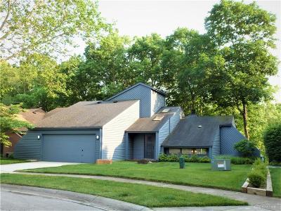 Centerville Single Family Home Pending/Show for Backup: 5006 Alpine Rose Court