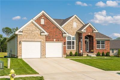 Fairborn Single Family Home For Sale: 1706 Sunset Canyon Court