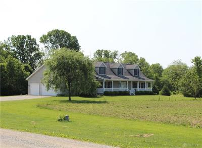 Troy Single Family Home For Sale: 2725 Rudy Road