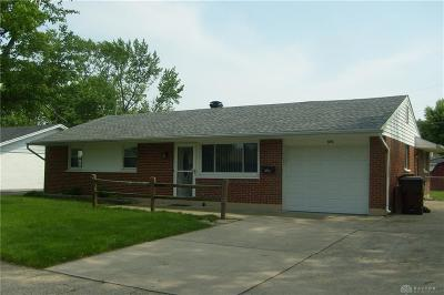 Vandalia Single Family Home Pending/Show for Backup: 570 Vista Avenue