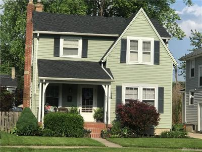 Troy Single Family Home Pending/Show for Backup: 301 Ridge Avenue