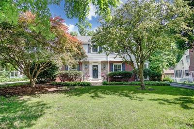 Oakwood Single Family Home Pending/Show for Backup: 233 Wisteria Drive