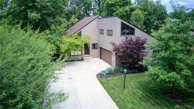 Beavercreek Single Family Home Pending/Show for Backup: 1688 Countryside Drive