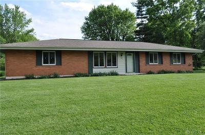 Bellbrook Single Family Home For Sale: 95 Shadyoak Drive