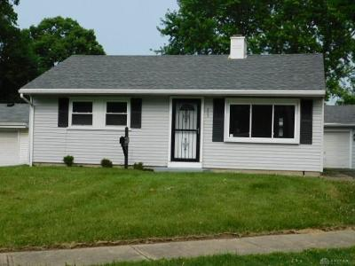 Miamisburg Single Family Home For Sale: 823 10th Street
