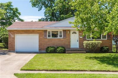 Miamisburg Single Family Home Pending/Show for Backup: 1564 Kathy Lane