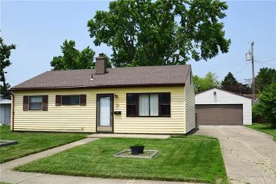 Greene County Single Family Home Pending/Show for Backup: 215 Erie Avenue