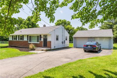 Springfield Single Family Home Pending/Show for Backup: 3615 Tecumseh Road