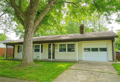 Englewood Single Family Home For Sale: 403 Bramlage Lane