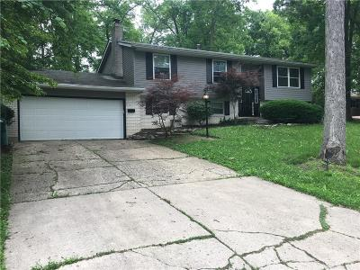 Springfield Single Family Home For Sale: 552 Kingswood Drive