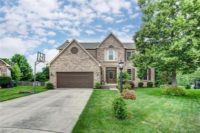 Springboro Single Family Home Pending/Show for Backup: 55 Berryhill Court