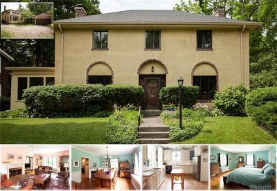 Yellow Springs Single Family Home Pending/Show for Backup: 150 Limestone Street