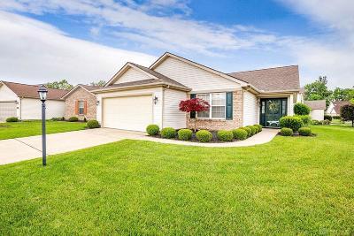 Miamisburg Single Family Home For Sale: 3790 Waterbridge Lane