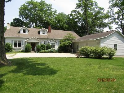 New Carlisle Single Family Home Pending/Show for Backup: 7580 Agenbroad Road