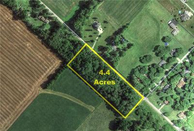 Greene County Residential Lots & Land For Sale: 2653 Cedarville Yellow Spri Road