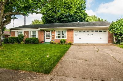 New Carlisle Single Family Home For Sale: 503 Kennison Avenue