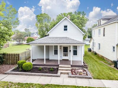 Troy Single Family Home Pending/Show for Backup: 611 Canal Street