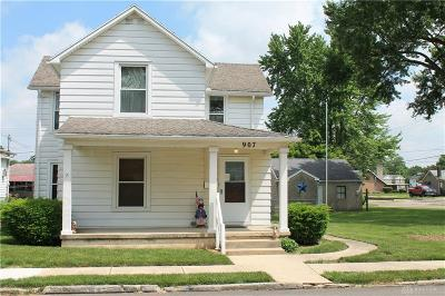 Troy Single Family Home For Sale: 907 Wheeler Street