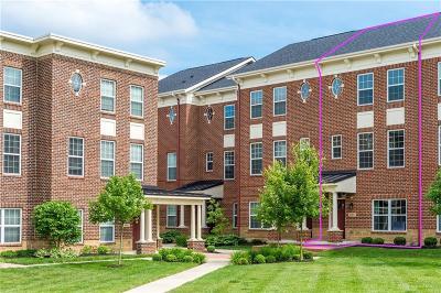 Springboro Condo/Townhouse For Sale: 503 Brownstone Row