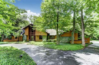 Kettering Single Family Home For Sale: 4051 Ridgeway Road