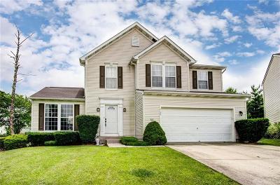 Springboro Single Family Home For Sale: 95 Burke Court