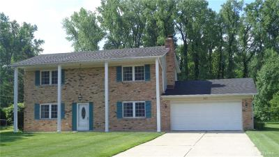Enon Single Family Home For Sale: 147 Sunny Brook Trail