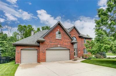 Beavercreek Single Family Home For Sale: 256 Timberleaf Drive