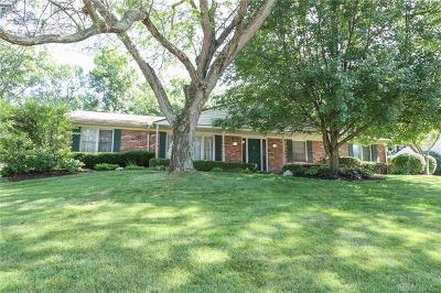 Kettering Single Family Home Pending/Show for Backup: 215 Marbrook Drive