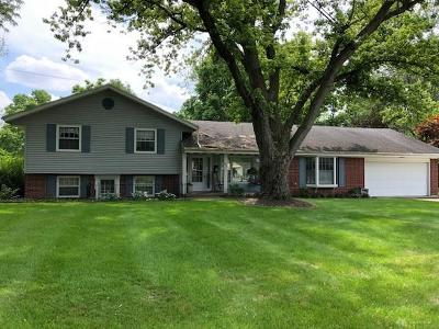 Troy Single Family Home For Sale: 650 Old Newton Pike