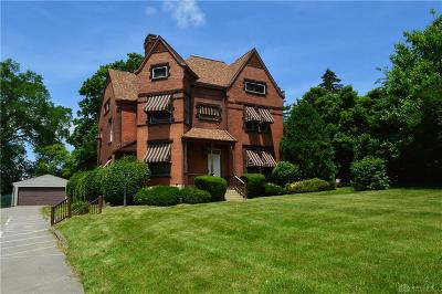 Springfield Single Family Home For Sale: 1230 High Street