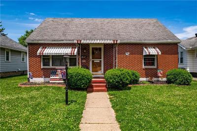 Springfield Single Family Home Pending/Show for Backup: 2428 Hillside Avenue