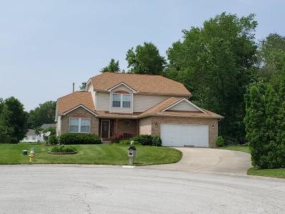 Clayton Single Family Home Pending/Show for Backup: 6398 Sterling Maple Court