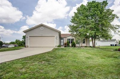 Clinton County Single Family Home Pending/Show for Backup: 599 Cross Creek Drive