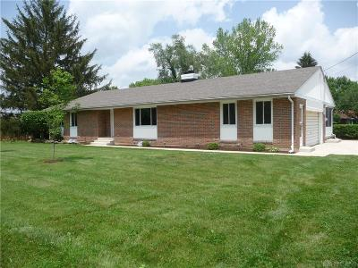 Greene County Single Family Home Pending/Show for Backup: 1794 Simison Road
